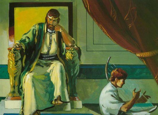 LIFE & TIMES OF SAUL