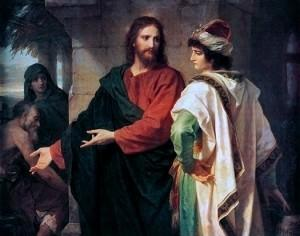 jesus and rich ruler