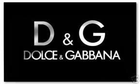Dolce and Gabbana 1