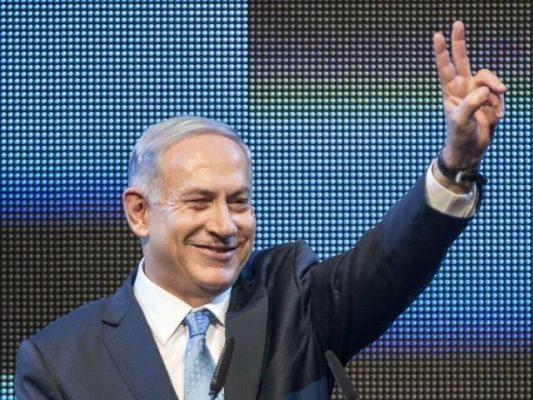 netanyahu win