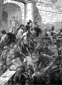 Paul riot Jerusalem