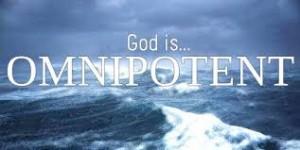 god omnipotent