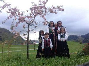 Norway family 2