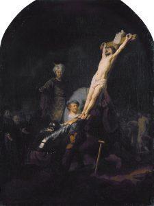 Easter rembrandt