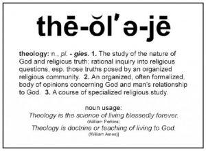 theology 21