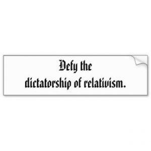 relativism 5