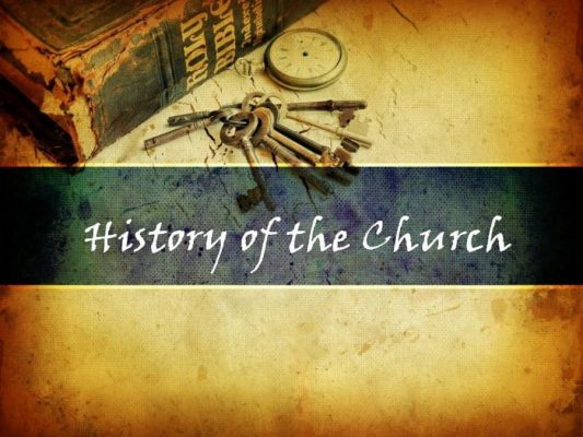 Image result for church History