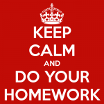 Do Your Homework First – Then Speak