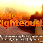 """""""But We Can't Judge Unbelievers!"""""""