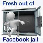 Out of Facebook Gulag – Again