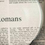 Bible Study Helps: Romans