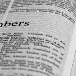 Bible Study Helps: Numbers
