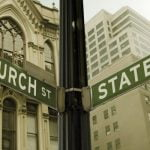 As the State Grows the Church Shrinks