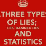Lies, Damned Lies and Corona Statistics