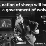 Sheep in an Age of Big Brother