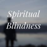 Divine Judicial Blindness