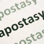 Apostates Promoting Diabolical Agendas