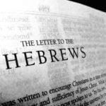 Bible Study Helps: Hebrews