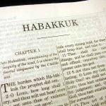 Bible Study Helps: Habakkuk