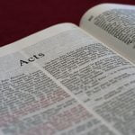 Bible Study Helps: Acts