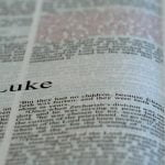 Bible Study Helps: Luke
