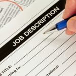 Our Job Description: Paying the Price