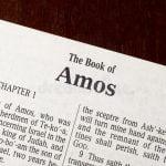 Bible Study Helps: Amos